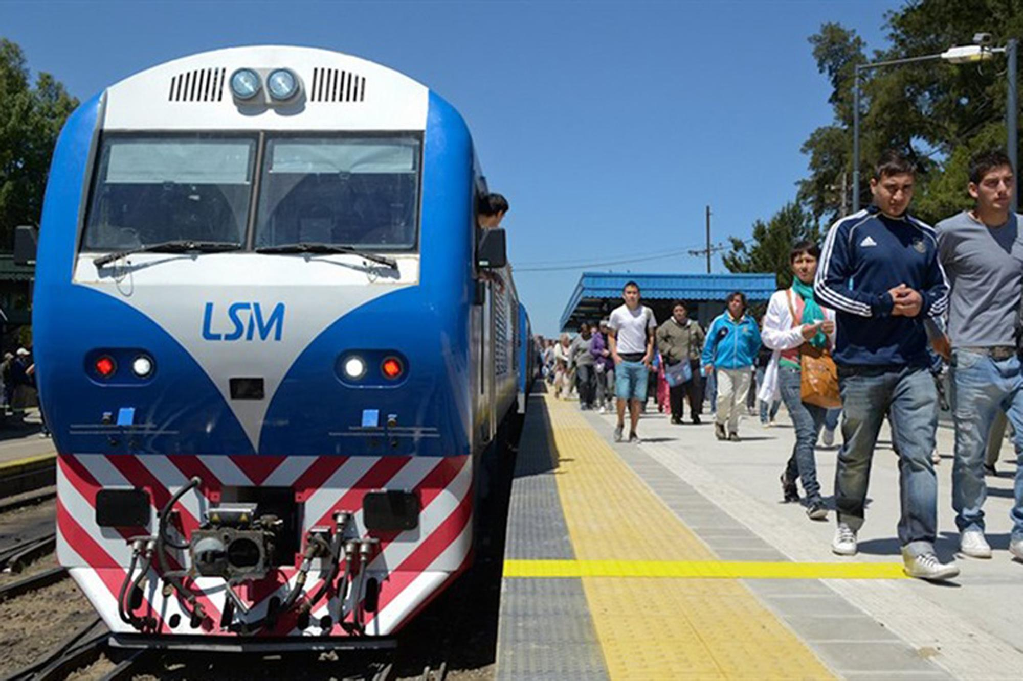 ¿Qué Horarios Tiene El Tren San Martín?